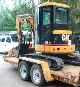 cherry city salem or excavator